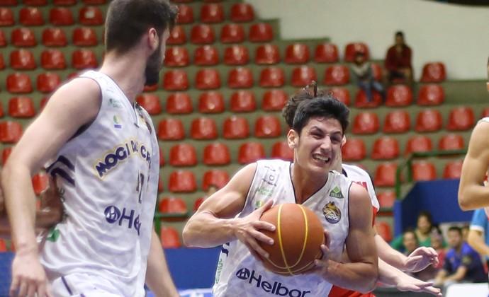 Guilherme Lessa ala-armador Mogi das Cruzes basquete (Foto: Antonio Penedo/Mogi-Helbor)