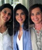 Ana Cecília, Bebel e Maria Pia