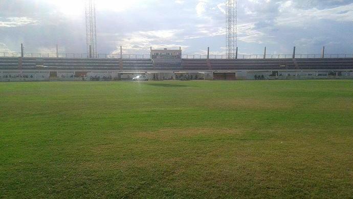 Estádio Marizão, em Caicó (Foto: Divulgação/Corintians-RN)