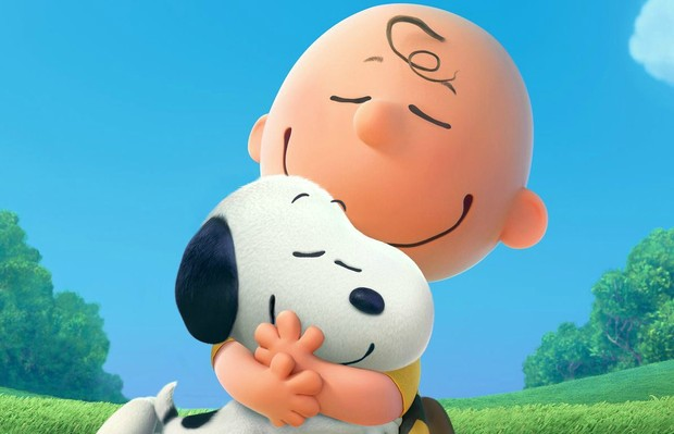 Snoopy e Charlie Brown (Foto: Blue Sky)
