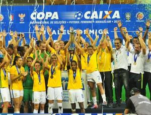Brasil x Itália Torneio Internacional de Manaus