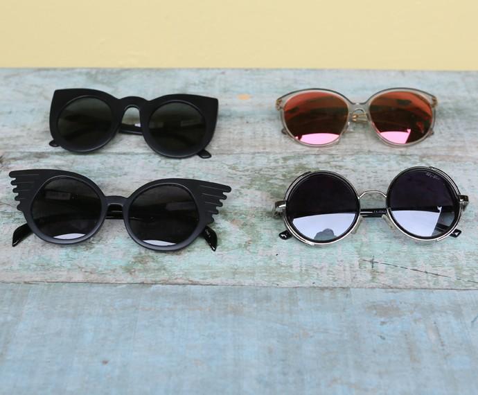 Giovanna adora óculos de lentes redondas  (Foto: Isabella Pinheiro/ Gshow)