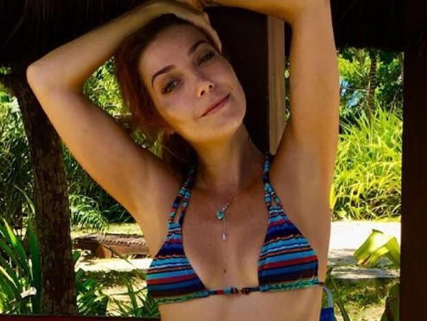 Luiza Possi  (Foto: Reprodução/Instagram)