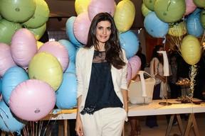 Isabella Fiorentino em evento em São Paulo (Foto: Manuela Scarpa/ Foto Rio News)