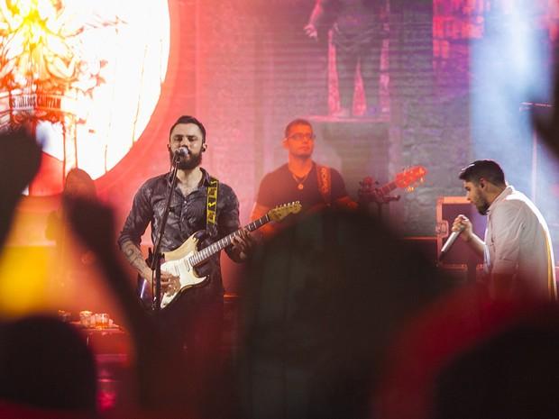 Show de Jorge e Mateus fechou a edição 2015 do rodeio de Jaguariúna (Foto: Felipe Albertoni)
