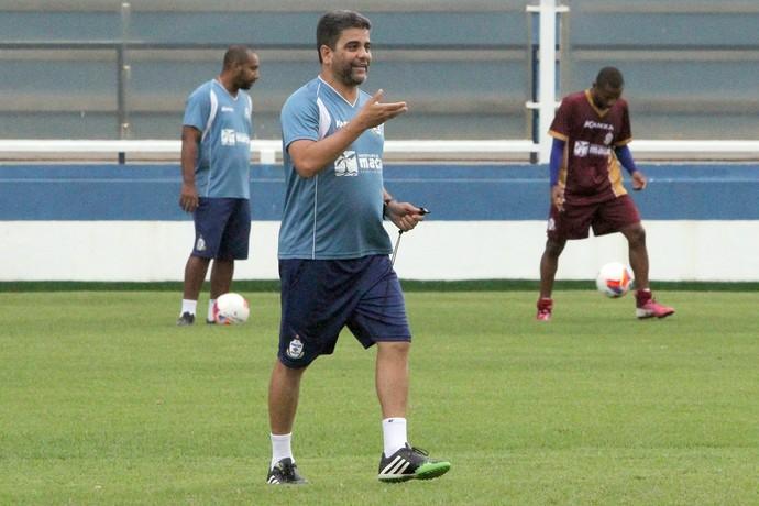 Marcelo Cabo, macaé (Foto: Tiago Ferreira / Macaé Esporte)