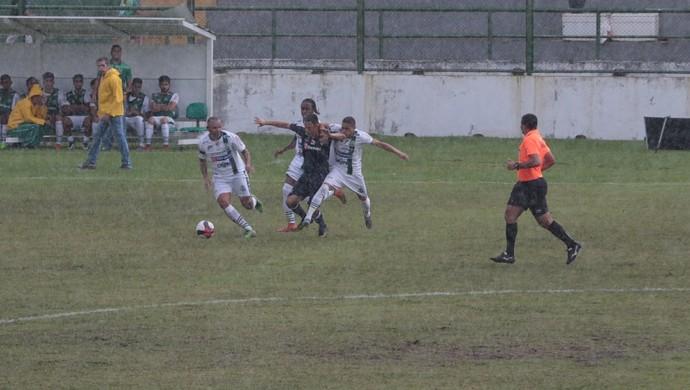 Paragominas x Remo - Arena Verde Fininho (Foto: Salim Wariss/Colaborativo)