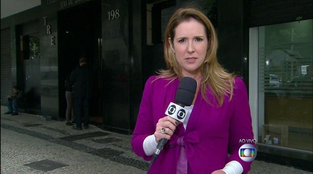 Três candidatos ao governo do RJ vão às urnas na manhã deste domingo (5)