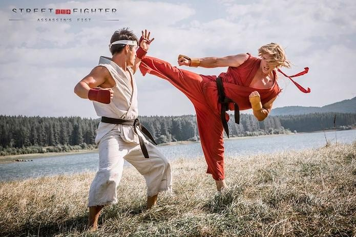 Street Fighter: Assassin's Fist já está disponível no YouTube (Foto: Divulgação) (Foto: Street Fighter: Assassin's Fist já está disponível no YouTube (Foto: Divulgação))