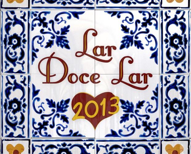 logo lar doce lar (Foto: Caldeirão do Huck/TV Globo)