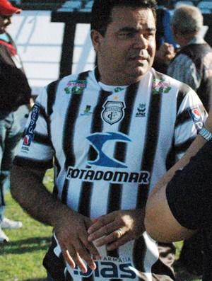 Eduardo Medeiros, Presidente do Treze, Campeonato Paraibano, Paraíba (Foto: Richardson Gray / Globoesporte.com/pb)