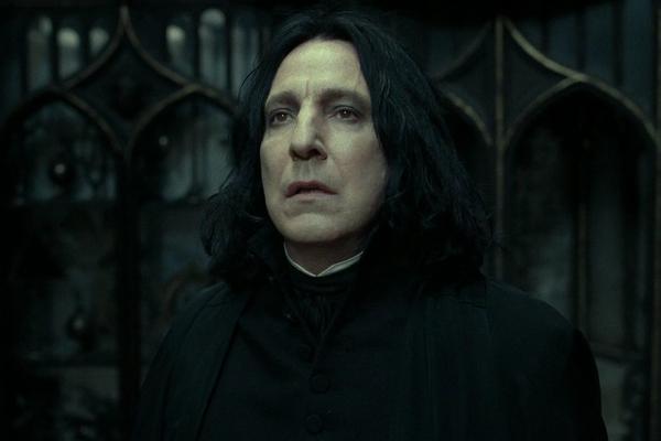 Snape (Foto: Divulgação)