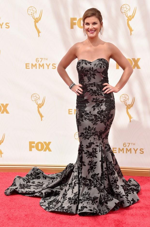 Kristin dos Santos no Emmy Awards (Foto: Getty Images)