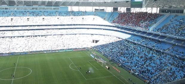 Arena do Grêmio no Gre-Nal (Foto: Diego Guichard/GLOBOESPORTE.COM)
