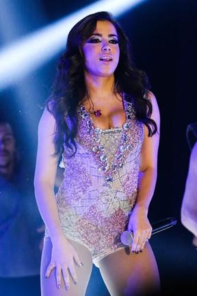 Anitta faz show no Rio (Foto: Manuela Scarpa/ Foto Rio News)