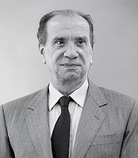 Aloysio Nunes Ferreira É senador pelo PSDB de São Paulo. Formado em Direito, foi ministro da Justiça em 2001 e 2002, durante o governo de Fernando Henrique Cardoso (Foto: Reprodução)