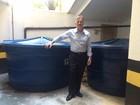 Condomínio do Rio faz adaptações e poupa 90 mil litros de água por mês