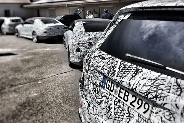 Mercedes Classe A 2019  (Foto: Divulgação)