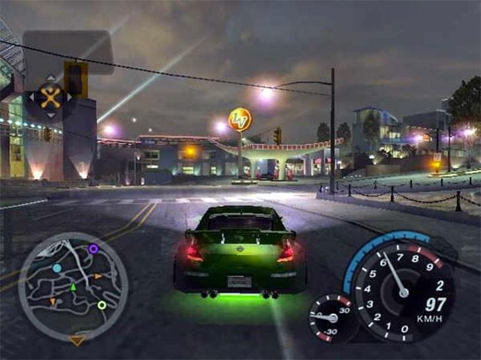Need for Speed Underground foi um marco para a série (Foto: Divulgação)