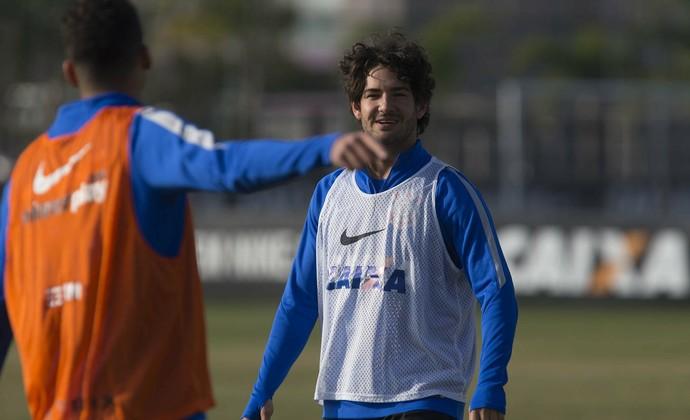 Alexandre Pato Corinthians (Foto: Daniel Augusto Jr/Ag. Corinthians)
