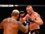 """Hunt fala de ação contra UFC e Brock: """"É sobre pegar dinheiro do trapaceiro"""""""