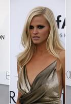 Top Lara Stone vai a baile de gala em Cannes com sandália rasteirinha