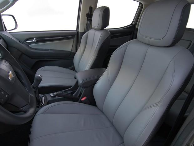 Chevrolet S10 LTZ 2015 (Foto: Divulgação)