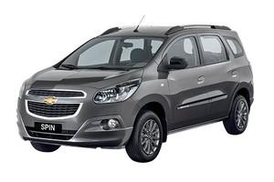 Chevrolet Spin 2014 (Foto: General Motors)