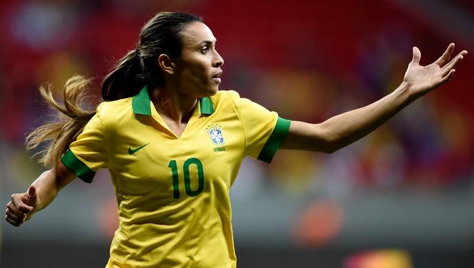 Marta seleção brasileira (Foto: Getty Images)