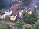 Polícia prende suspeito de planejar morte de casal e incêndio em Barueri