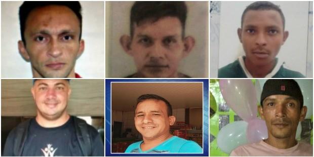 Acre registrou mais de 40 mortes durante o mês de janeiro (Foto: Arquivo Pessoal, Arquivo da Família, Arquivo Pessoal)