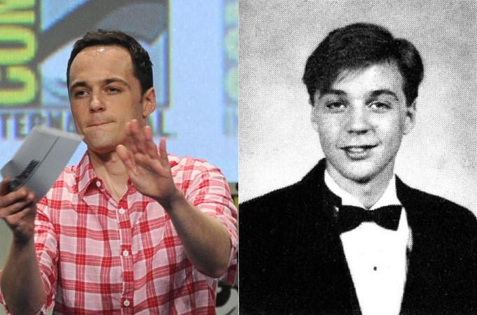 Figurinha repetida nas premiações, Parsons é indicado ao Emmy de Melhor Ator em Série de Comédia. O Sheldon de 'The Big Bang Theory' já aparentava seu ar de nerd sedutor, com um bom nó de gravata, neste retrato para o colégio em 1991. (Foto: Getty Images/Arquivo pessoal)
