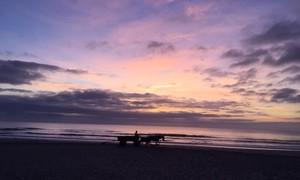 Envie a foto do amanhecer em sua cidade para mostrar no Hora 1