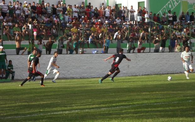 Murici x Corinthians (Foto: Leonardo Freire/GLOBOESPORTE.COM)