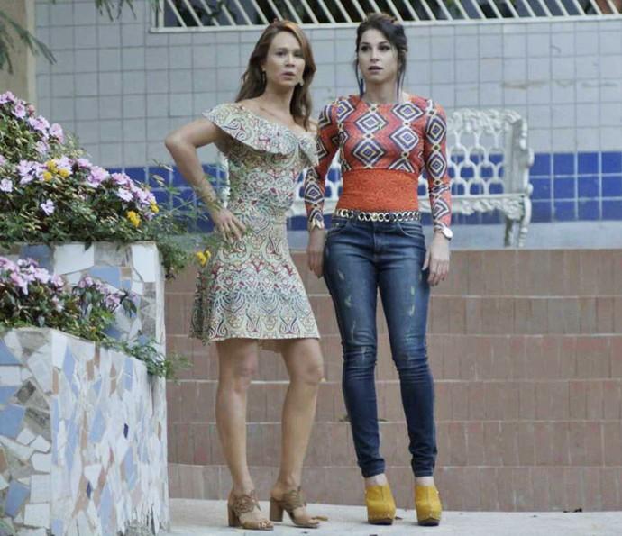Feirante decide tirar a história a limpo (Foto: TV Globo)