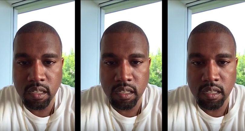Kanye West: mal humor em apenas 5 palavras (Foto: Reprodução)