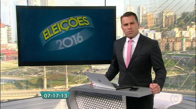 Confira compromissos de candidatos à prefeitura da capital na quinta-feira (22)