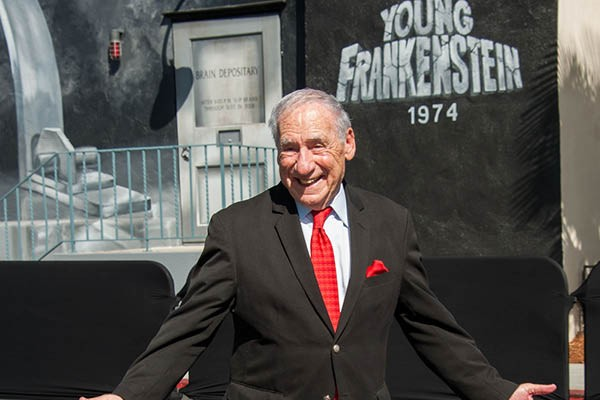 Mel Brooks (Foto: Getty Images)