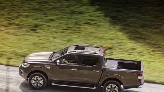 Renault, Nissan e Mitsubishi querem ampliar parceria para vans e picapes