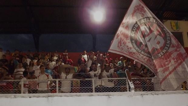 Atlético Pimentense é campeão do Amador Rondoniense 2012 (Foto: Fábio Matias/Divulgação)