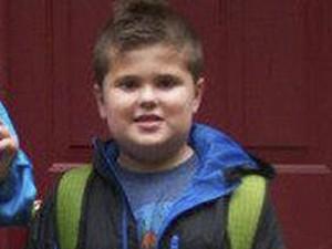 James Mattioli, 6 anos, uma das 20 crianças mortas no massacre na escola Sandy Hook (Foto: Reuters)