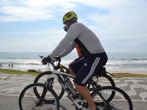 Foram elaboradas cinco rotas de cicloturismo (Foto: Divulgação/ ANPr)