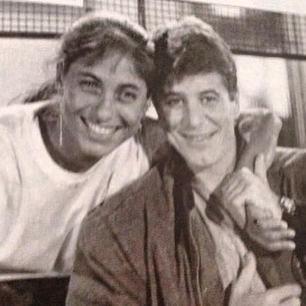 Cissa Guimarães e Miguel Falabella (Foto: Reprodução/Instagram)