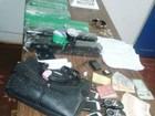 PM apreende mais de 18 kg de droga e notas falsas em Centralina, MG