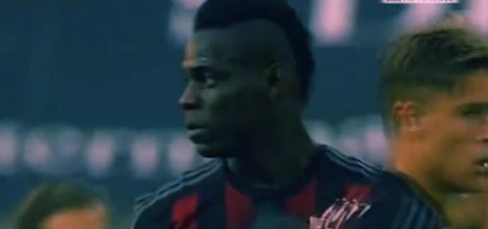 Balotelli gol Milan