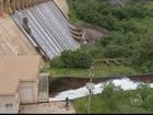 Chuva em excesso deixa represa de Itupararanga com 72% da capacidade