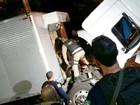 PRF apreende 1,7 tonelada de maconha em caminhão na Via Dutra