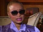 'Meu ex-namorado me cegou', diz enteada de Mandela sobre violência doméstica