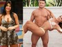 Veja o antes e depois de ex-BBB's que se tornaram musos fitness