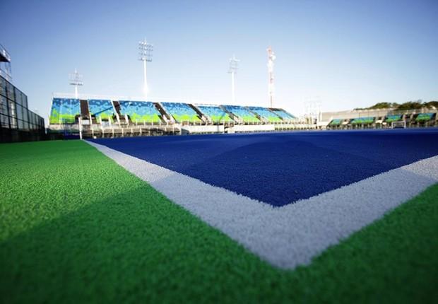 Centro de Hóquei Deodoro Jogos Rio 2016 (Foto: Divulgação)